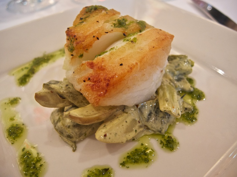 chilean sea bass, Catch 35, Chef Eddie Sweeney, Neperville