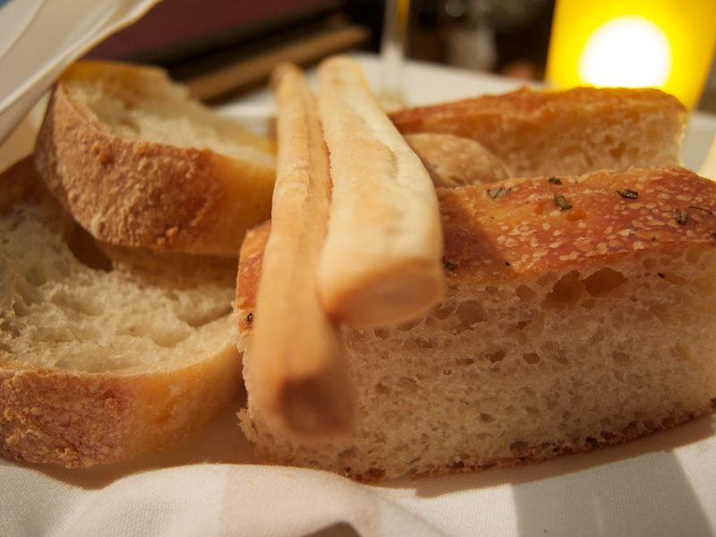 pane, Il Punto, Chef Antonio Marmolia, New York