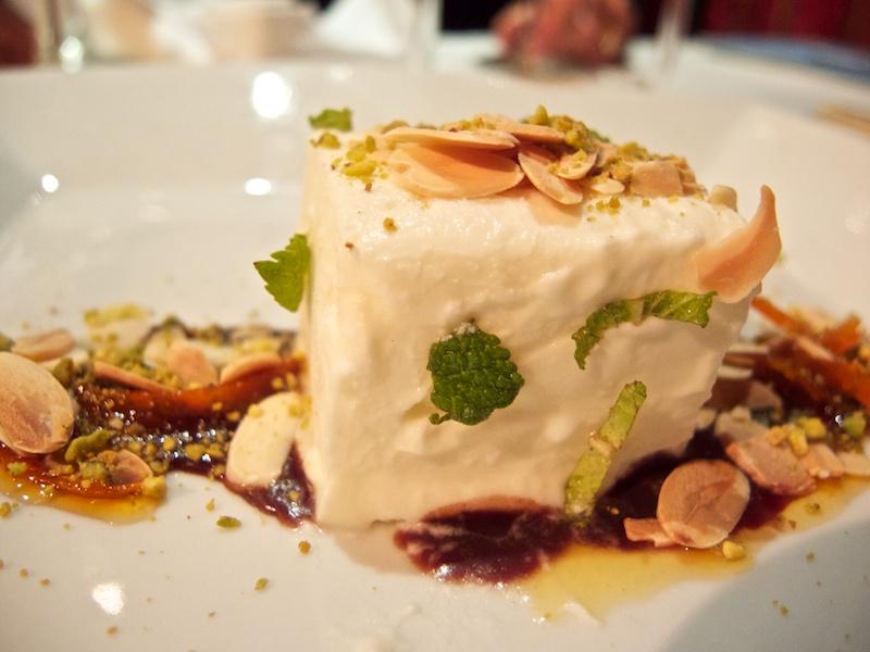 semifreddo, Il Punto, Chef Antonio Marmolia, New York