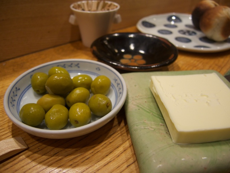 mise en place, Shima, Chef Manabu Oshima, Tokyo