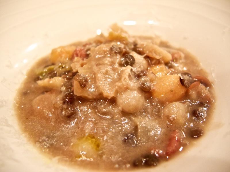 primo piatto, zuppa di verdura, Vino della Pace, Mishiazabu Minato-Ku Tokyo