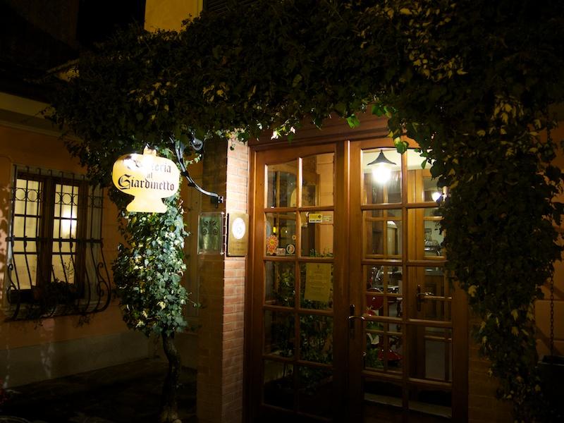Trattoria Al Giardinetto, Chef Zoppolatti, Cormòns
