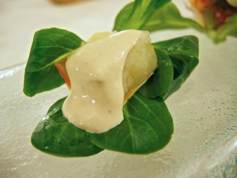 gelatina di verdure, Trattoria Al Giardinetto, Chef Zoppolatti, Cormòns