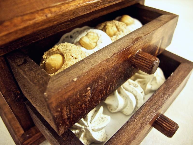 piccola pasticceria, Trattoria Al Giardinetto, Chef Zoppolatti, Cormòns