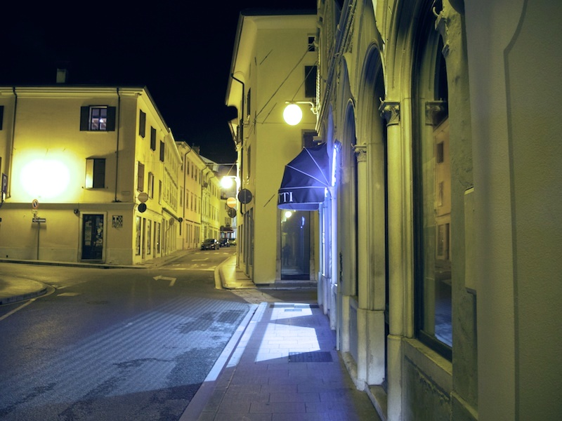 cormons by night, Trattoria Al Giardinetto, Chef Zoppolatti, Cormòns