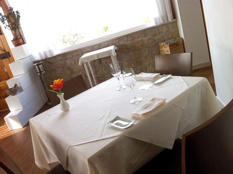 Mise en place, Osteria Arbustico, Chef Cristian Torsiello, Valva, Salerno