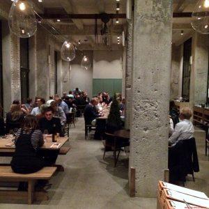 sala,108 Restaurant, René Redzepi, Copenhagen