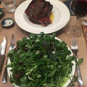 beef short, 108 Restaurant, René Redzepi, Copenhagen