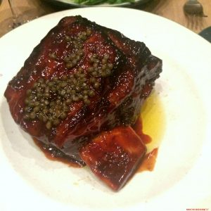 beef rib,108 Restaurant, René Redzepi, Copenhagen