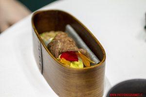 cannolo siciliano, Tokuyoshi, chef Yoji Tokuyoshi, Milano