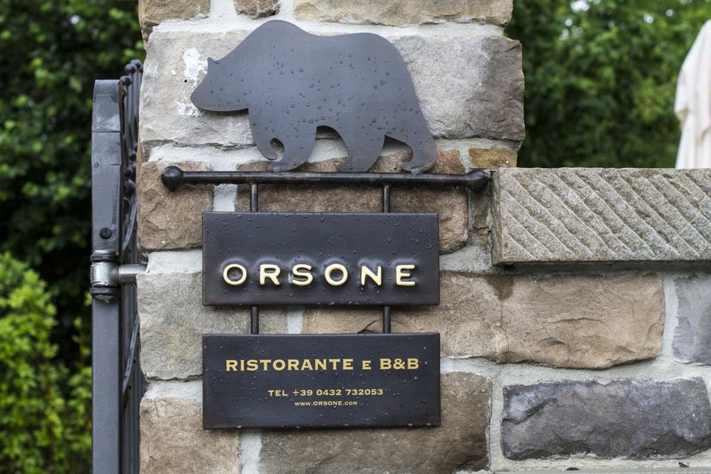 Orsone - La Taverna 1