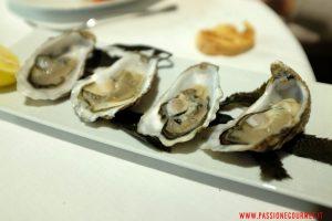 beppe cesenatico, ostriche bretoni