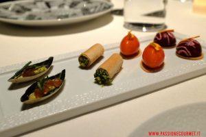 seta milano, mandarin oriental, amuse buche