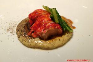 mandarin oriental, milano, ristorante seta, astice e zabaione ai funghi