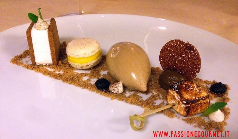 caffè, dessert, Da Caino, Chef Valeria Piccini, Manciano, Grosseto