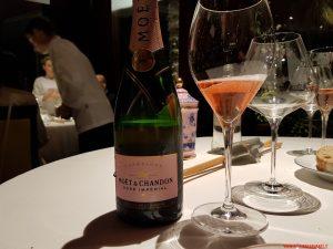 Moet & Chandon Rosè Imperial, Riccardo Camanini, Lido84