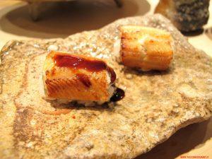 sushi, tokyo, anguilla laccata