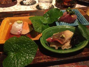 tokyo, ryugin, sashimi creativo