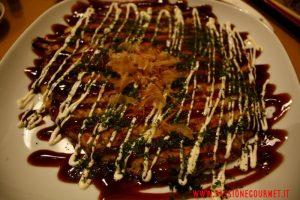 okonomiyaki, Waraku, Chef Maurizio Di Stefano, Roma