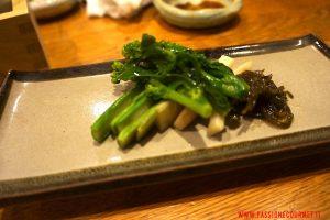 verdure, izakaya, akaoni, tokyo