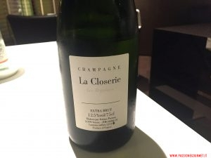 cesenatico, la buca, champagne
