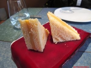 barcellona, disfrutar, toast di gazpacho