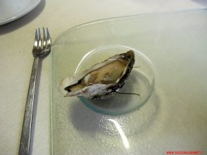 genova, la voglia matta, ostrica e sambuca
