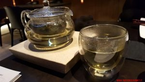 Il servizio del tè, Takazawa, Tokyo