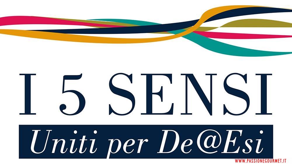 I 5 Sensi @ Bologna 13/14 Maggio: 40 Chef Uniti per De@Esi