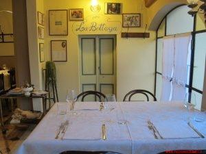 Mise en place,La Crepa,Cremona