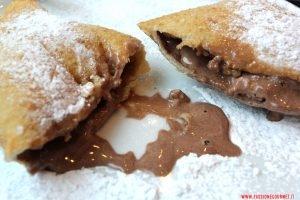 Battilocchio al cioccolato, Masardona, Napoli