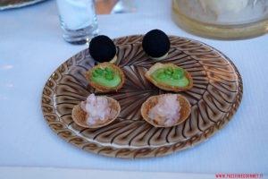 Venezia, Cipriani, appetizer