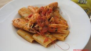 paccheri, Stella adriatica, Marche