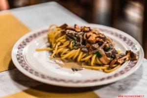 spaghettone, santo palato, roma