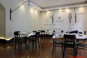 La sala, Taberna del Principe, Avellino