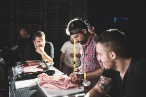 Prime Uve Invitational 2016, BBQ vs Grigliata