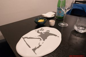 Banksy il lanciatore di fiori, Materia, Caranchini, Cernobbio