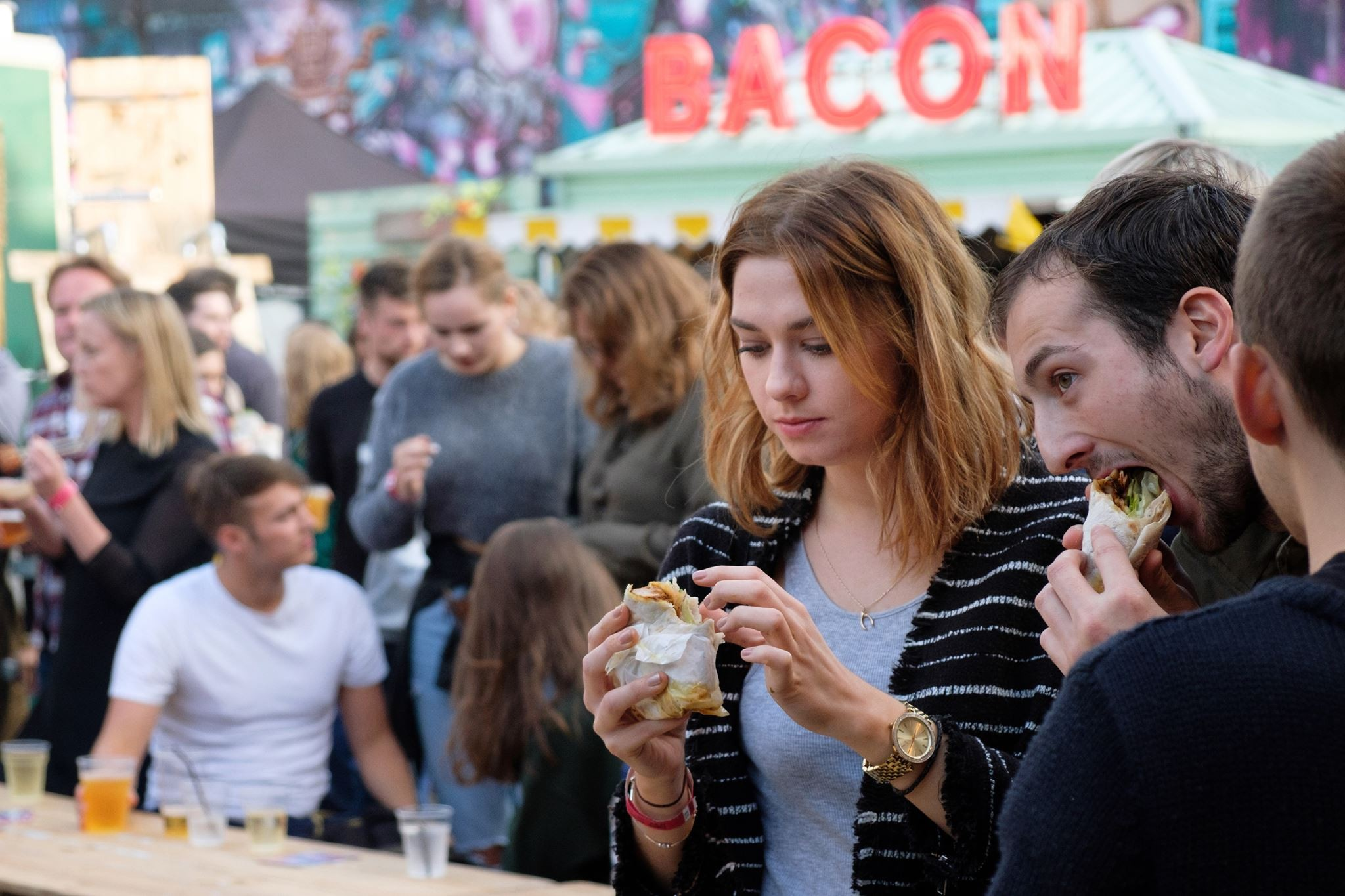 The First European Street Food Awards: 30 Settembre Live @ Bite Club di Berlino