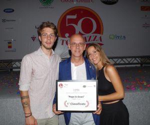 Pepe In Grani di Franco Pepe: Migliore Pizzeria Italiana per la Guida 50 Top Pizza