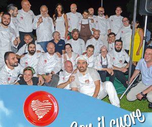Con il Cuore nel Piatto, Quarta Edizione: Cuochi, Pizzaioli e Pasticceri Uniti per Beneficenza a Magliano Sabina