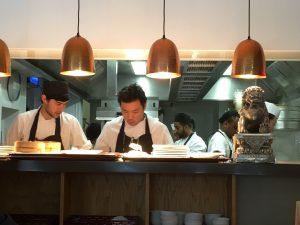 cucina, a wong, londra