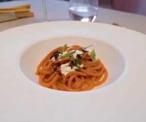 Spaghetti, Piazza Duomo, Enrico Crippa