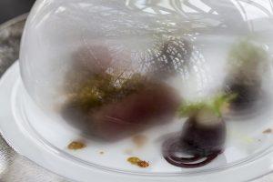 Le canard, Macau, Robuchon au Dome, Julien Tongiurian