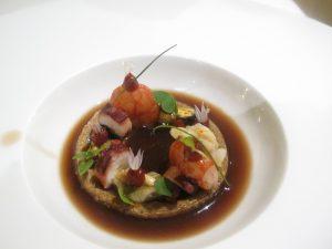 Zuppa di pesce, Taverna Estia.