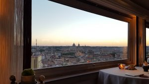 Panorama. Imago. Roma