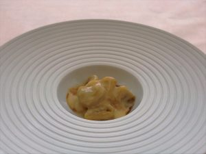 Tortellini di pollo, panna e soia, Giglio, Lucca