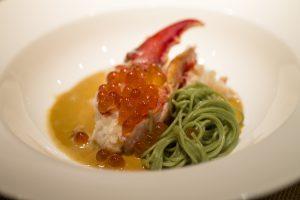 Lobster, IM Teppanyaki, Lawrence Mok, Hong Kong, Cina