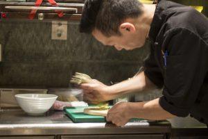 Wasabi, IM Teppanyaki, Lawrence Mok, Hong Kong, Cina