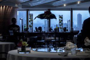 Sala, Lung King Heen, Chan Yan Tak, Hong Kong, Cina