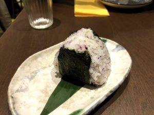 gastronomia yamamoto, milano, giapponese, onighiri